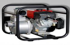 Mild Steel Semi-Automatic Water Pump, 1400
