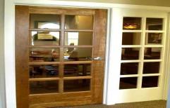 Modular Flush UPVC Doors