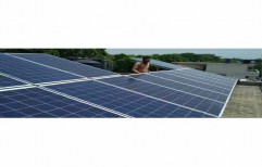 Mounting Structure On Grid PV Solar Power Systems, For Industrial, Capacity: 10 Kw
