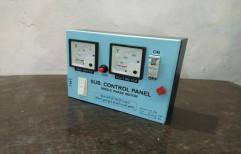 MS Single Phase Motor Submersible Pump Control Panel, Packaging Type: Carton Box, 220 V