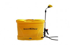 Neptune Plastic Agricultural Sprayer Pump, For Agriculture, 18L