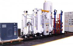 Nitrogen Gas Generator (CU-DX Model), Capacity: 1000 nm3/hr