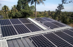 On Grid Solar Power Plant 2 kW for Residential