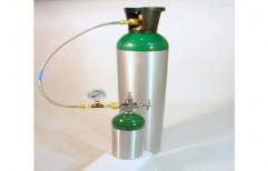 Oxygen Cylinder Manifold, Capacity: 10 L