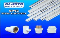 Plasto ASTM UPVC Pipes Sch-40 3 Meter