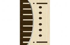 Plywood Exterior Laminated Door, Size: 7 (h) X 3 (w) Feet