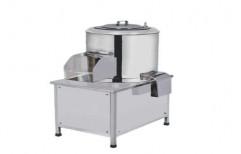Potato Peeling Machine, Capacity: 10-20 kg/hr