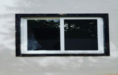 Prominance UPVC Glass Sliding Window, Glass Thickness: 5 To 24mm