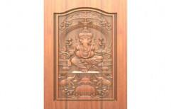 Rajat Wooden Teack Wood Teak Wood Doors, For Home