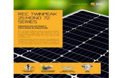 Rec Twinpeak 2S 72 Series Monocrystalline Solar PV Panel