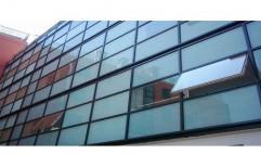 Rectangular Aluminium Glazing Window