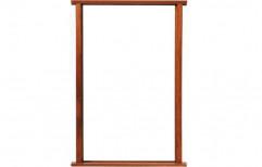 Rectangular Wooden Door Frame