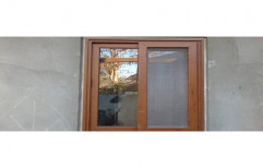 Rectangular Wooden Window