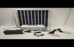 RJ 20 Watt Solar Home Lighting System, 30 Watt