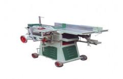 Sagar 1.8 Wood Cutting Machine, Machine Capacity: 13'', Automation Grade: Fully Automatic