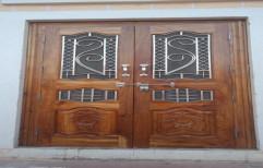 Sagvan Wooden Door for Home
