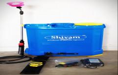 SHIVAM PLASTIC Agriculture Sprayer 12ah, Capacity: 16L