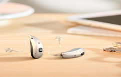 Signia BTE Motion Charge and Go 7Nx Hearing Aids, In The Ear