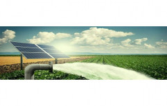 Single Phase DC Solar Water Pump, 0.1 - 1 HP, for Agriculture