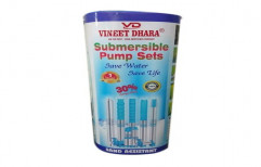 Single Phase Vineet Dhara Water Submersible Pump, 1 - 3 HP, Electric