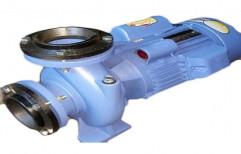 Single Stage Cast Iron 2 HP Centrifugal Monoblock Pump