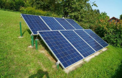 Solar Power Plant, For Residential, Capacity: 10 Kw