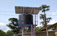 Solar Water Pump, 5 - 27 HP