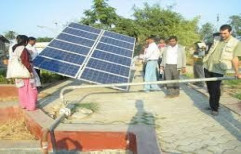 Solar Water Pumping System, for Domestic
