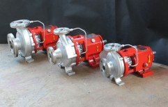 SS Investa Pump, Max Flow Rate: 50 to 2000 LPM