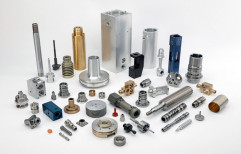 Stainless Steel Ms Precision Turned Components, For Industrial, Packaging Type: Box