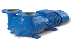 Stainless Steel Single Stage Vacuum Pumps, Voltage: 220 Volts