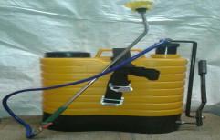 Swaraj Sprayer PVC Pump, For Agriculture, Capacity: 16 liters