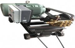 Taruu 30-350 Bar Pressure Test Pump, For Industrial
