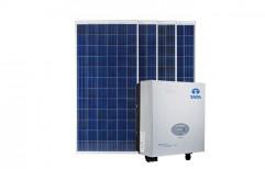 TATA Power Solar On Grid-Grid Tie Roof Top Plant
