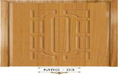 Telsia Door Wood Membrane Door- Regular-MRG-03, For Home, Door Height: Custum