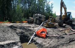 Three Phase Construction De-Watering Pump, 5 - 27 HP