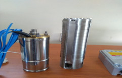 Three Phase Solar DC Pump Set 1 Hp