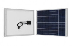USG 75 Watt Polycrystalline Solar Panel, Warranty: 10-25 Year