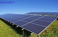 Vikram Mono Crystalline Solar Panel, Operating Voltage: 12 V