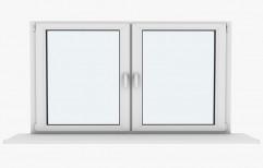 White Aluminum Window, Size/dimension: 30x72 Inch