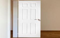 White Interior PVC Door