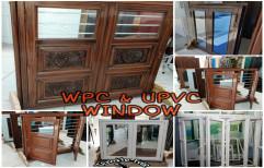 White Modern FRP Window