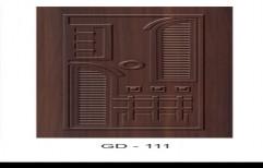 Wood Membrane 2D door