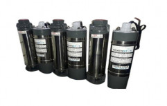 1 - 3 HP Three Phase Submersible Pump Set