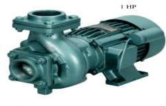 1 HP Self Priming Monoblock Pump, Warranty: 12 Months