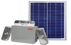 15 Watt Solar Home Lighting System
