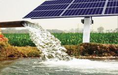 1HP Solar Water Pump, 24 V DC
