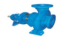 2 - 5 hp Electric Caustic Water Pump