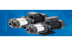 2 hp Semi-Automatic Booster Pump