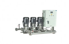4.5 Hp Stainless Steel HPN Pressure Booster Systems, 380-415v